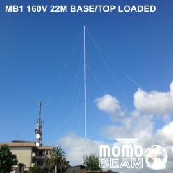 MB1 160V 22M BASE/TOP LOADED